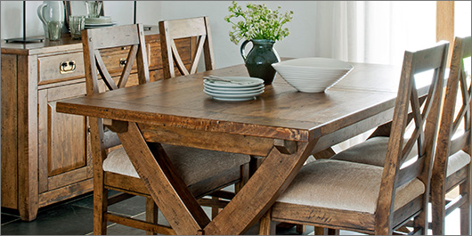 Lovely Java Dining Collection