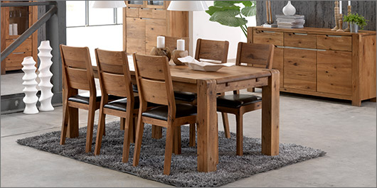 Mezzano Dining Collection