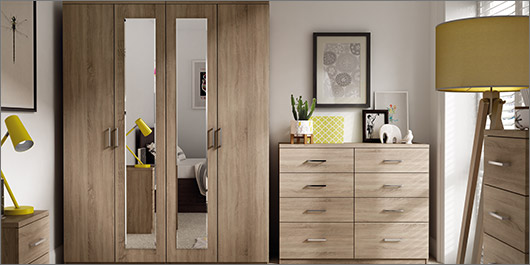Modena Bedroom Collection