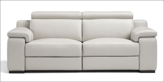 Riccardo Leather Sofa Collection