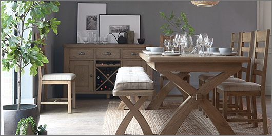 Ryedale Dining Collection
