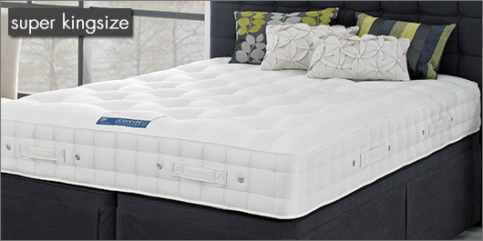 Super King Size Beds and Mattresses
