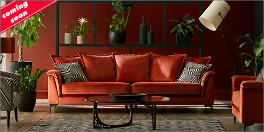 Trigano Fabric Sofa Collection