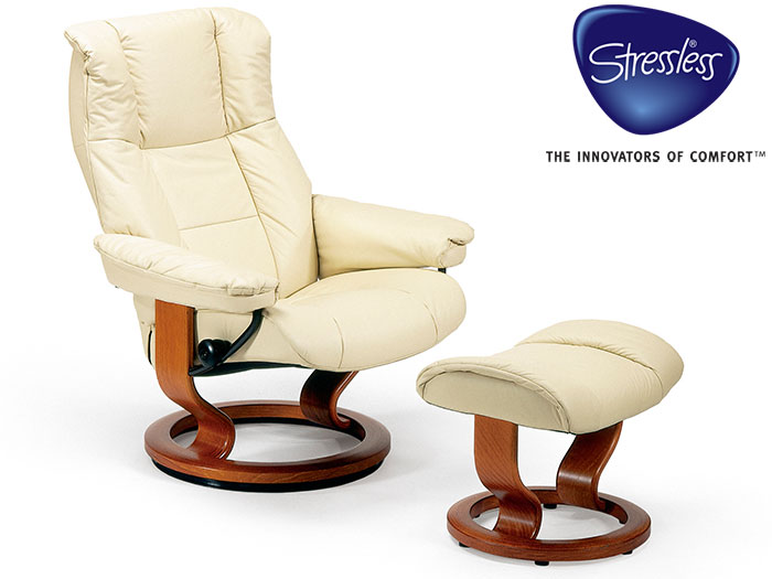 Mayfair Recliner in Batick Leather