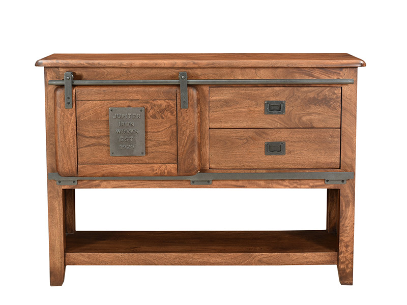 Fusion 2 Drawer Console Table