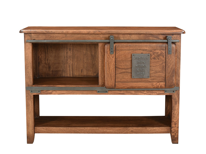 Fusion 2 Drawer Console Table Forrest Furnishing Glasgow