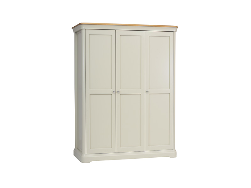 Cromwell Large Triple Wardrobe