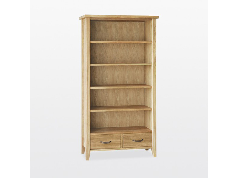 Windsor 2 Drawer Bookcase