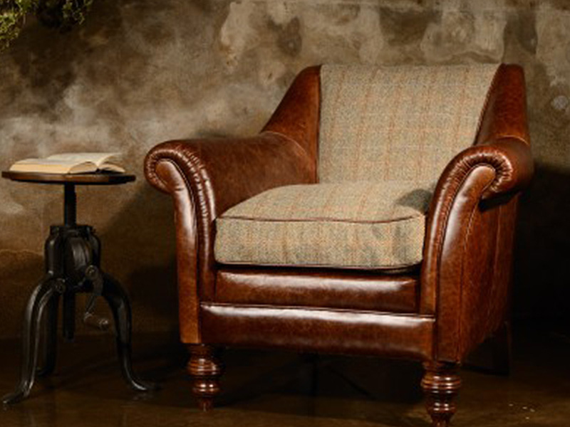 Dalmore Accent Chair Option B