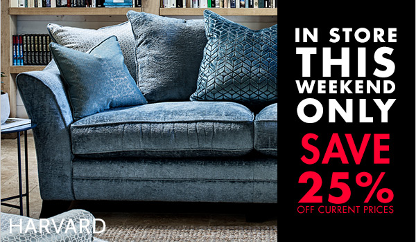 Harvard Sofa Collection - Save This weekend