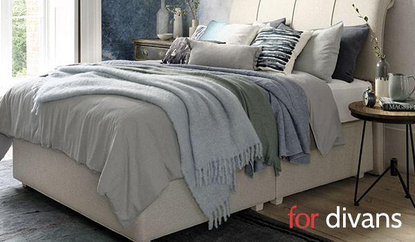 Divan Beds at Forrest Furnishing in Glasgow