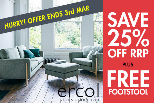 Ercol Marinello Offer