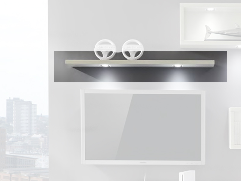 Andiamo 120cm Wall Shelf