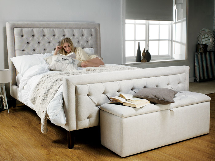 Hugo highend double bed