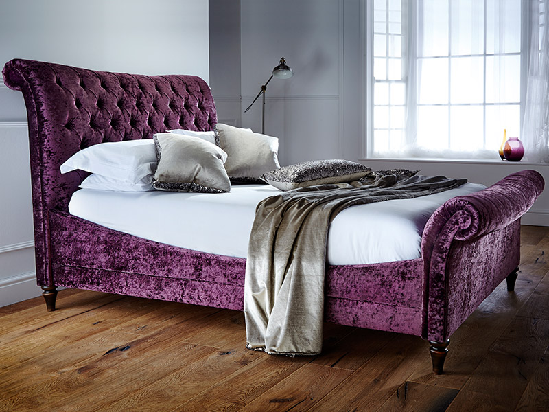 Kingsbury Double High End Bedframe
