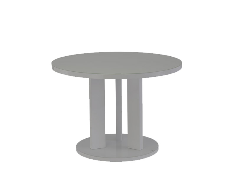 Ellie Grey Dining Table