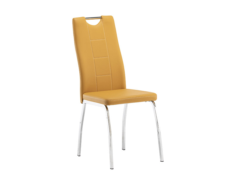 Isabella Dining Chair Mustard