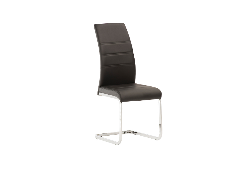 Soho Black Dining Chair