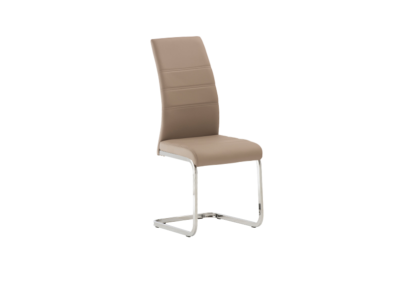 Soho Cappuccino Dining Chair