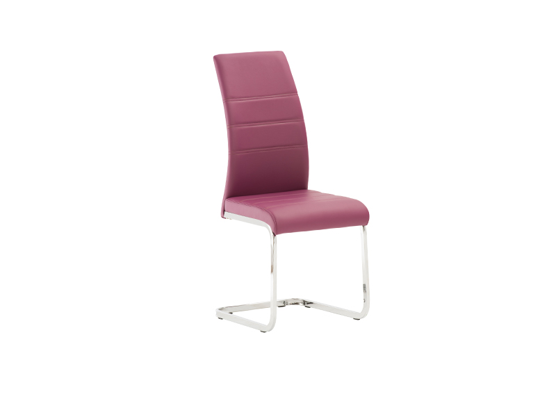 Soho Purple Dining Chair