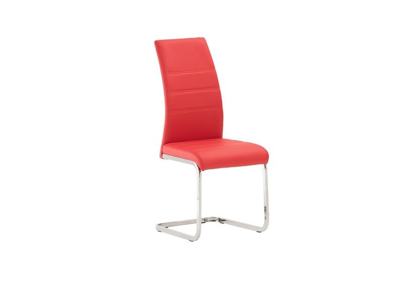 Soho Red Dining Chair
