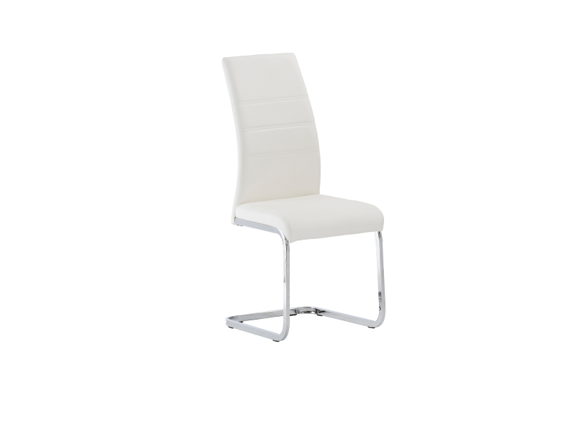 Soho White Dining Chair